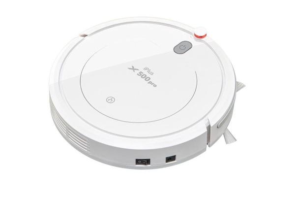 Внешний вид робота-пылесоса Clever Panda iPlus X500pro