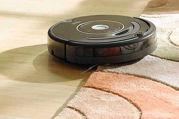 Внешний вид робота-пылесоса iRobot Roomba 664