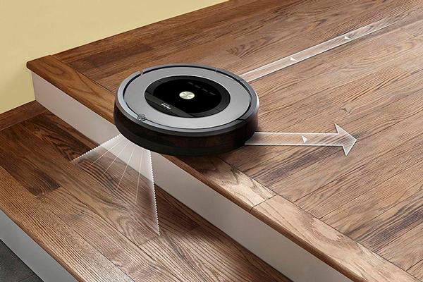 Датчики высоты робота-пылесоса iRobot Roomba 864