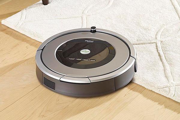 Внешний вид робота-пылесоса iRobot Roomba 864