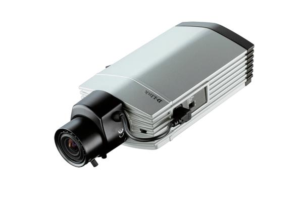 Камера видеонаблюдения D-Link DCS-3710