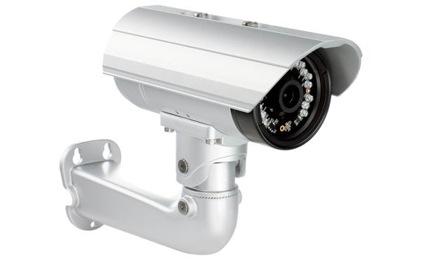 Наружная камера видеонаблюдения D-Link DCS-7413