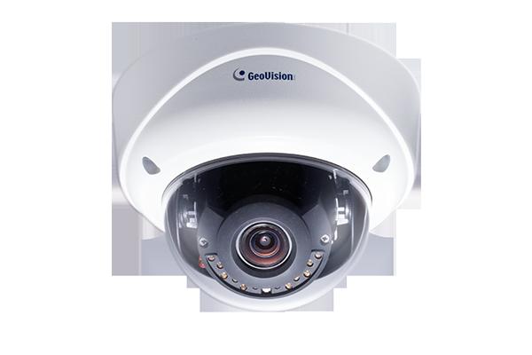 Уличная камера видеонаблюдения Geovision GV-VD5700