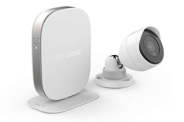 Wi-fi камера видеонаблюдения Hanwha Techwin SNH-E6440BN