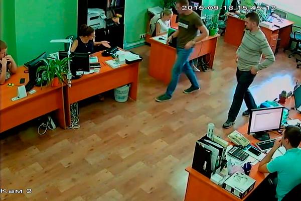 Картинка изображения камеры видеонаблюдения Oltec