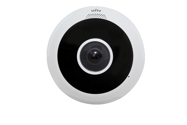 Купольная камера видеонаблюдения Uniview IPC814SR-DVPF16 (DVSPF16)