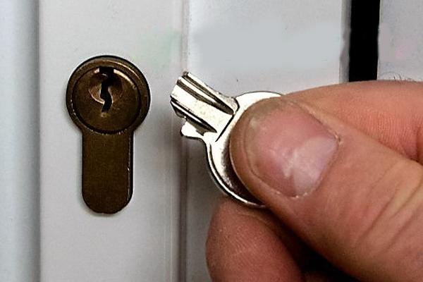 Обращение в службу вскрытия по причине поломки ключа