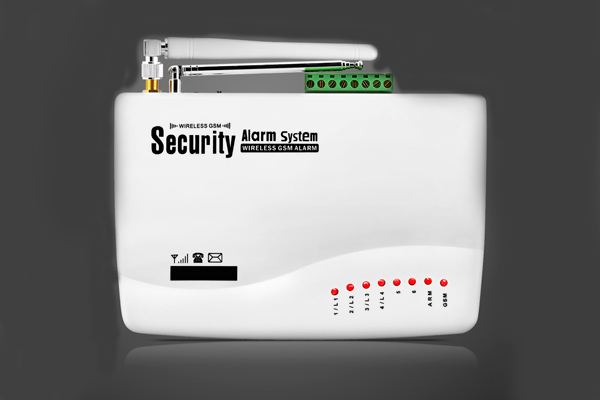 Внешний вид основного модуля охранной сигнализации FUERS GSM10A