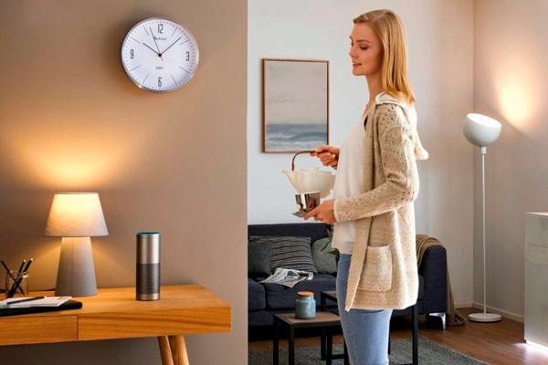 Система голосового управления света в квартире