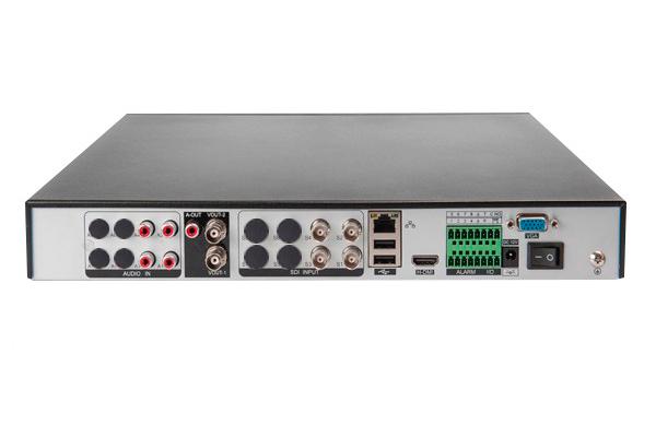 Регистратор для видеонаблюдения Tecsar типа HD42-4F0P
