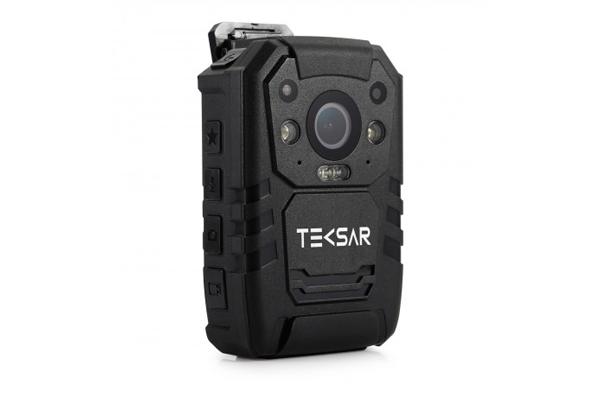 Переносной карманный видеорегистратор Tecsar B27-4G-GPS-MOB