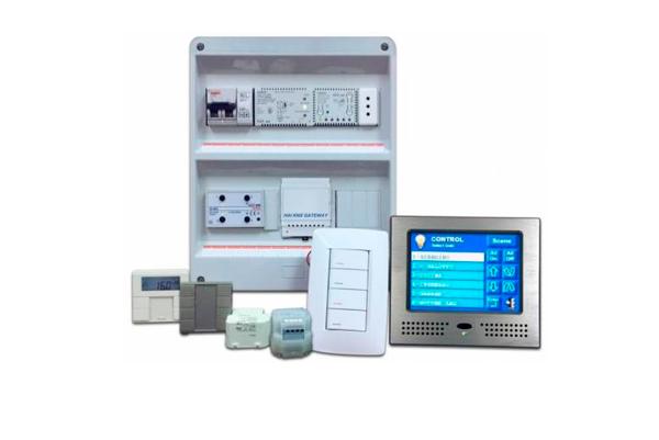 Комплектующие элементы системы умного дома KNX