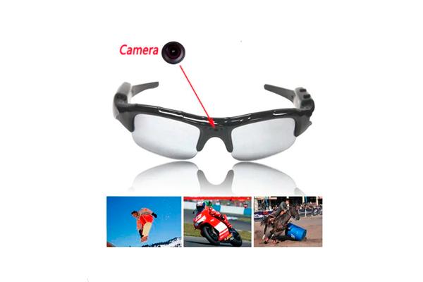 Применение очков с видеорегистратором в различных видах спорта