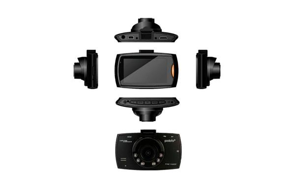 Миниатюрный видеорегистратор Podofo A2 G30