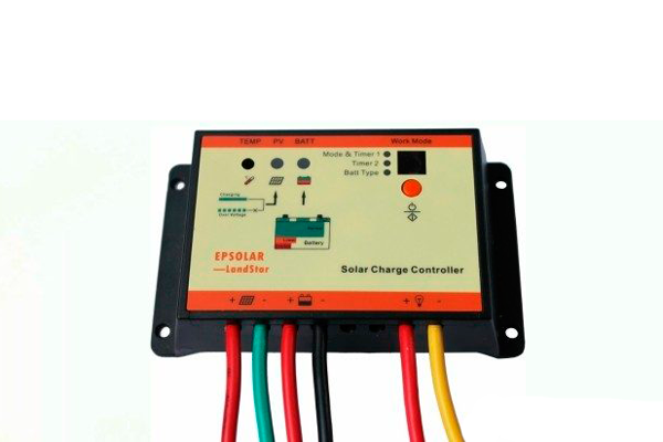 Контроллер заряда аккумуляторов солнечной электростанции