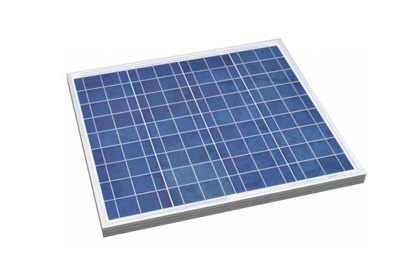 Солнечная панель электростанции