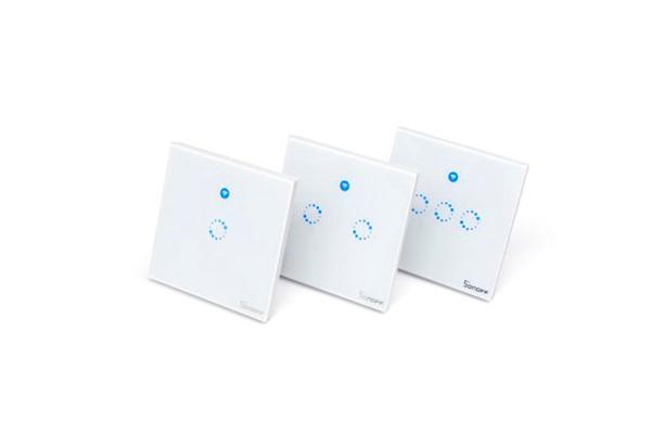 Wi-Fi выключатели Sonoff