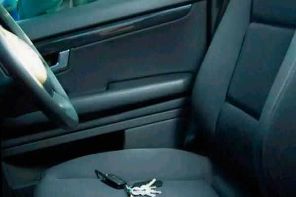 Обращения в службу вскрытия из-за захлопывания автомобил