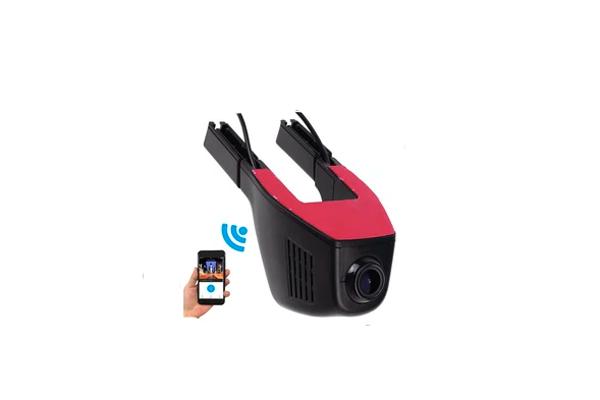 Подключение к видеорегистратору без дисплея Car DVR с помощью смартфона