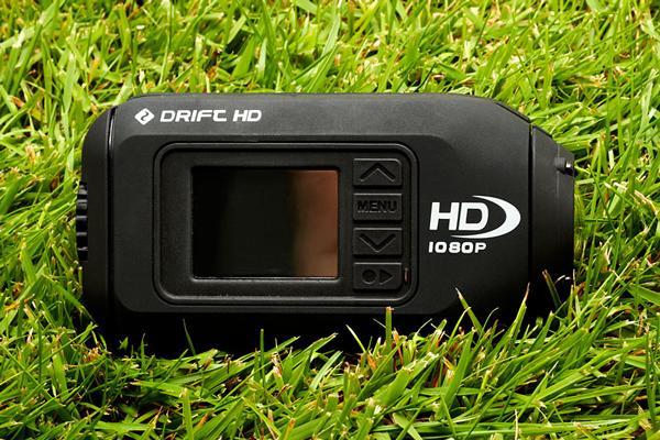 Видеорегистратор для активного вида спорта Drift HD 1080p