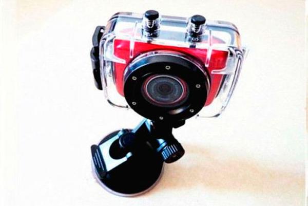 Видеорегистратор для мотоциклов DVR F5 Sport