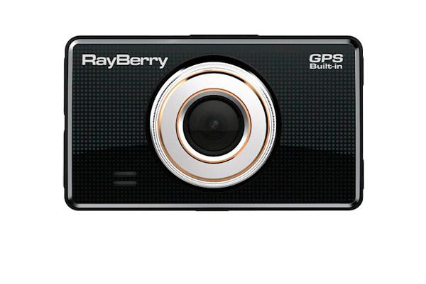 Видеорегистратор Full HD RayBerry D4 GPS