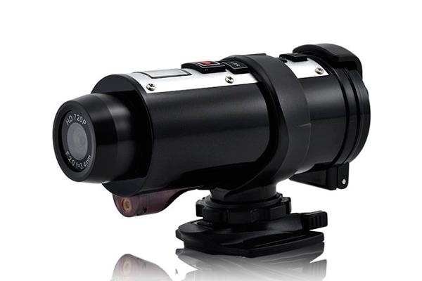 Водонепроницаемый видеорегистратор Poseidon Waterproof 720P HD