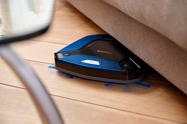 Дизайн робота-пылесоса Philips SmartPro Easy FC8792/01