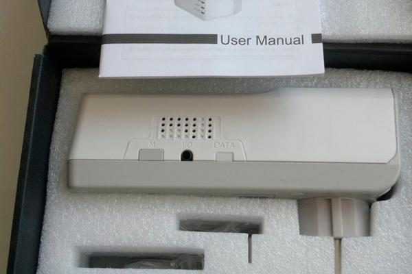Комплектация GSM розетки TUTA S30