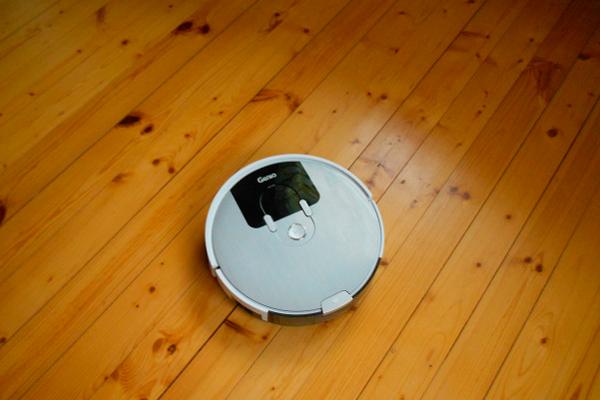 Внешний вид робота-пылесоса Genio Deluxe 500