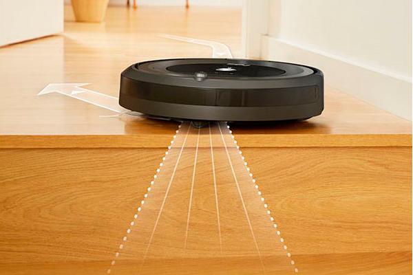 Датчики высоты робота-пылесоса iRobot Roomba 676