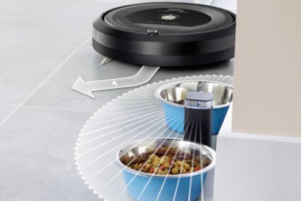 Виртуальная стена роботизированного пылесоса iRobot Roomba 676