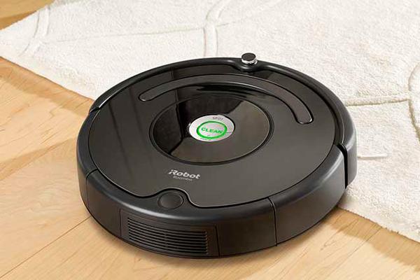 Дизайн робота-пылесоса iRobot Roomba 676