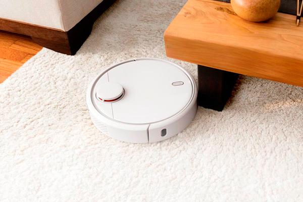 Роботизированный пылесос Xiaomi Mi Robot Vacuum Cleaner
