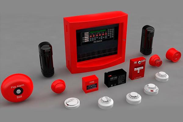 Оборудование для пожарной сигнализации