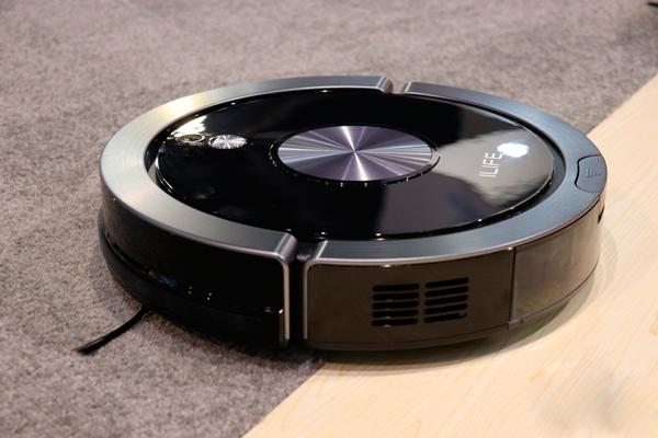 Робот-пылесос iLife A9