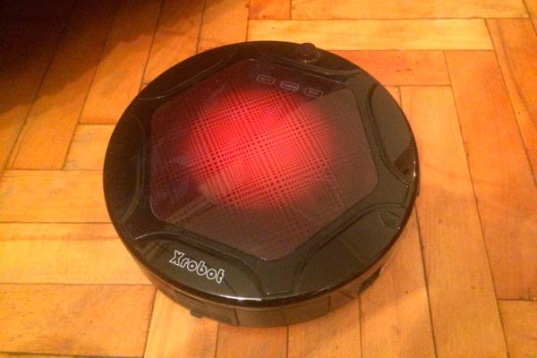 Роботизированный пылесос Xrobot Helper