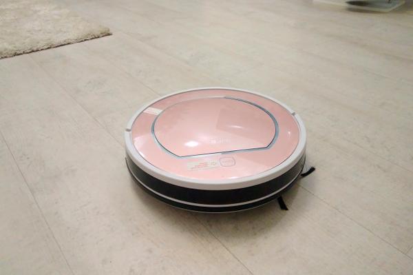 Роботизированный пылесос с влажной уборкой iLife V7s Pro