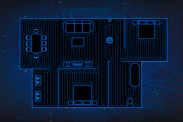 Планирование маршрута при уборке роботом-пылесосом Xiaomi Xiaowa Roborock E352-00 Robot Vacuum Cleaner Lite