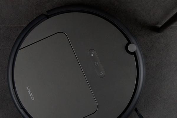 Внешний вид робота-пылесоса Xiaomi Xiaowa Roborock E352-00 Robot Vacuum Cleaner Lite