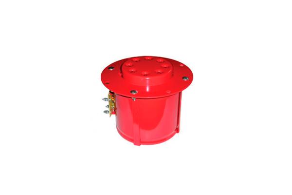 Генератор огнетушащего аэрозоля АСГ-2/4 с охлаждением контактного принципа