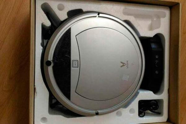 Комплектация робота-пылесоса Xiaomi Viomi Internet Robot Vacuum Cleaner VXRS01