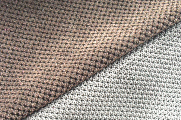 Полиэфирная огнезащитная ткань
