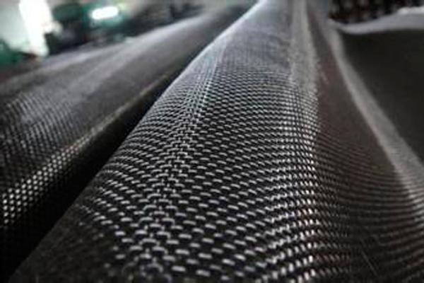 Углеродная огнеупорная ткань