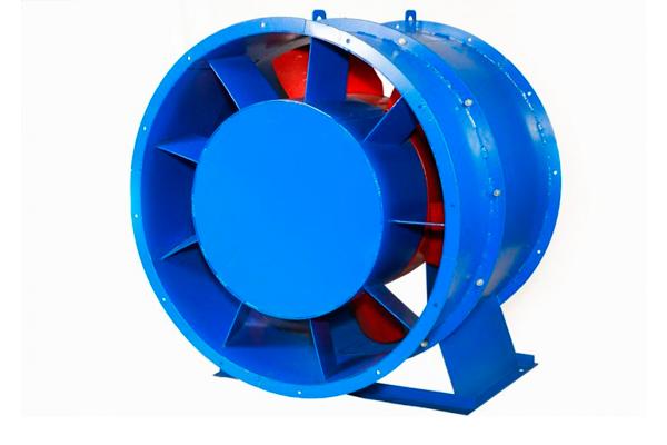 Осевой вентилятор дымоудаления для приточных систем ВО 25-188