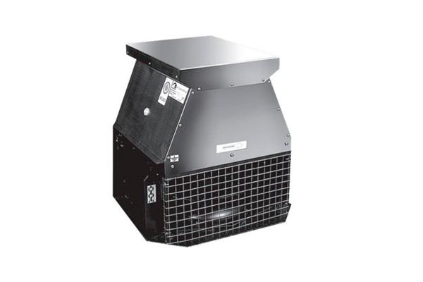 Крышный осевой вентилятор дымоудаления ВКРМ ДУ