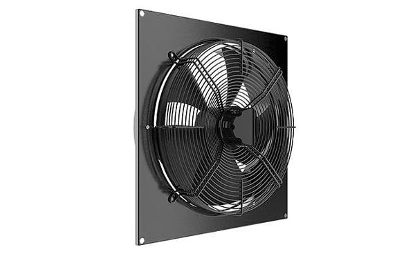 Настенный осевой вентилятор дымоудаления Axia TT Eco