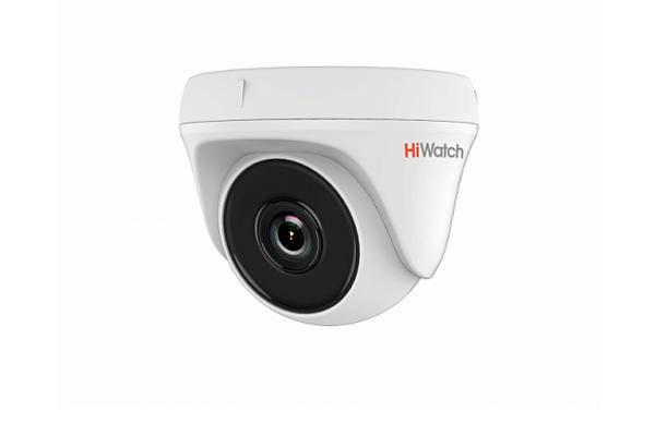 Камера видеонаблюдения HiWatch DS-T203S купольного типа
