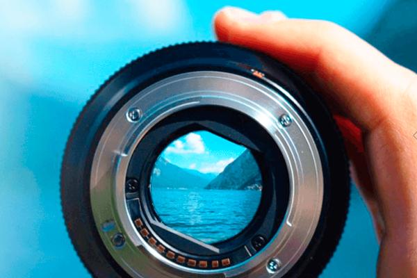Линза камеры видеонаблюдения Hikvision
