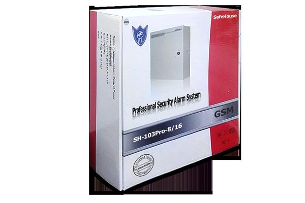Охранная сигнализация SafeHouse SH-103/Pro